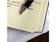 Moleskine Classic Ruled Hardcover Notebook Pocket