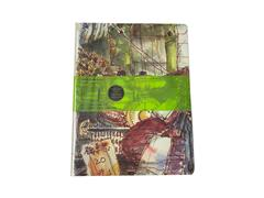 Moleskine Plain Cover Art Wet Market 2 Cahiers
