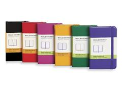 Moleskine Plain Hard Cover Notebook XS Violet