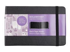 Moleskine Black Page Album Pocket