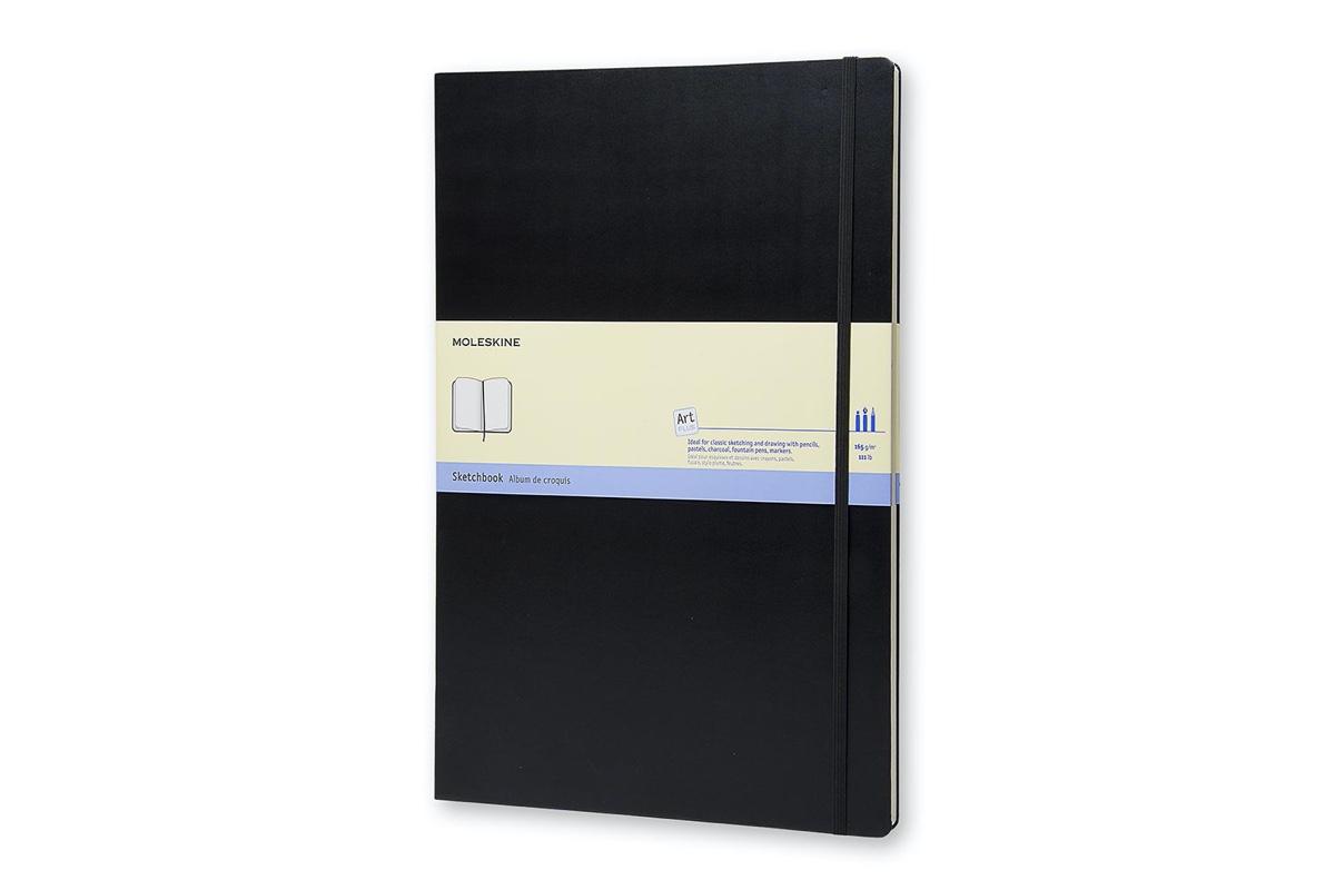 Moleskine Sketchbook A3 Black