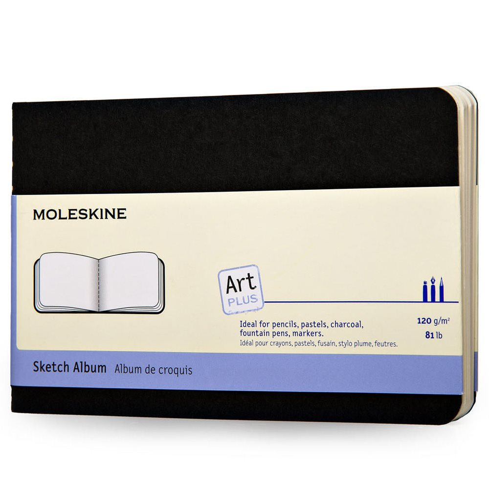 Moleskine Art Plus Sketch Album Pocket