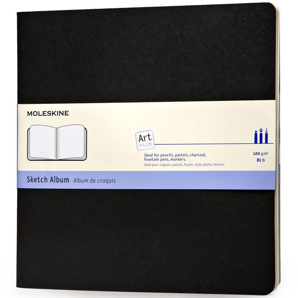 Moleskine Squared Art Plus Sketch Album