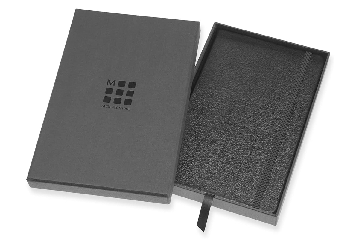 Moleskine Classic Leather Limited Edition Hardcover Notebook