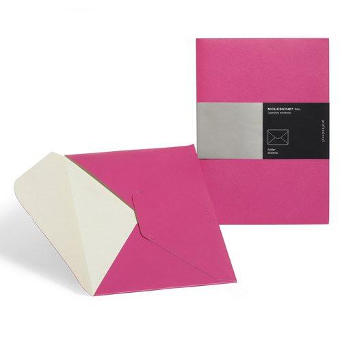 Moleskine Folio File Folder Pink