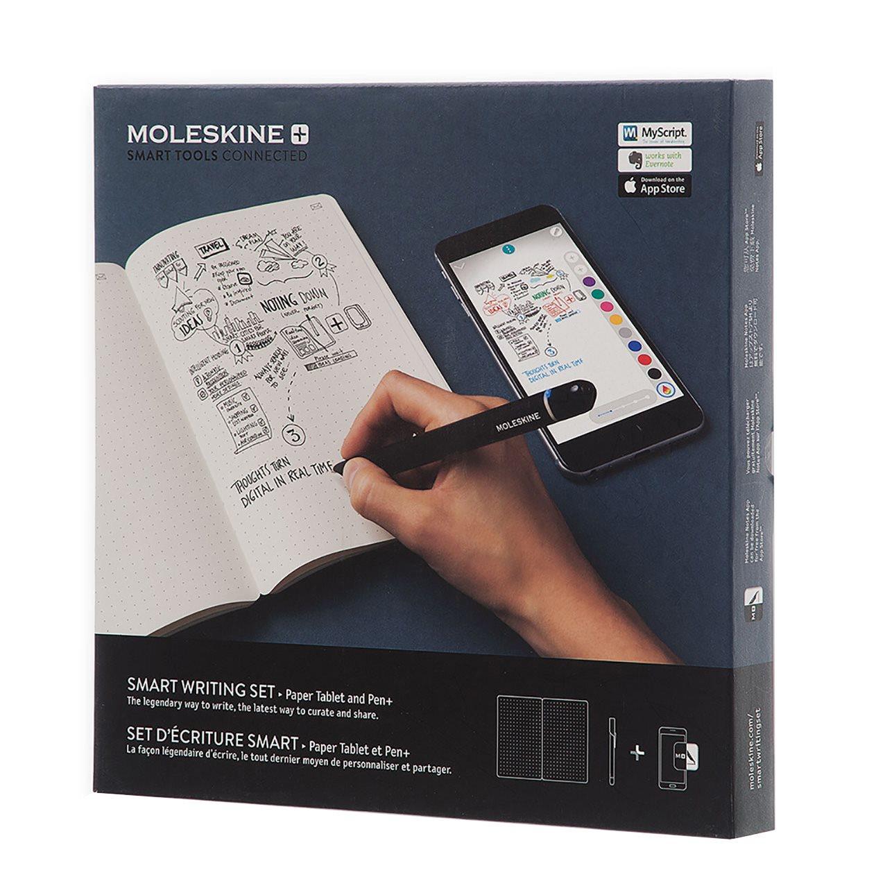 Moleskine Smart Writing Ellipse Set