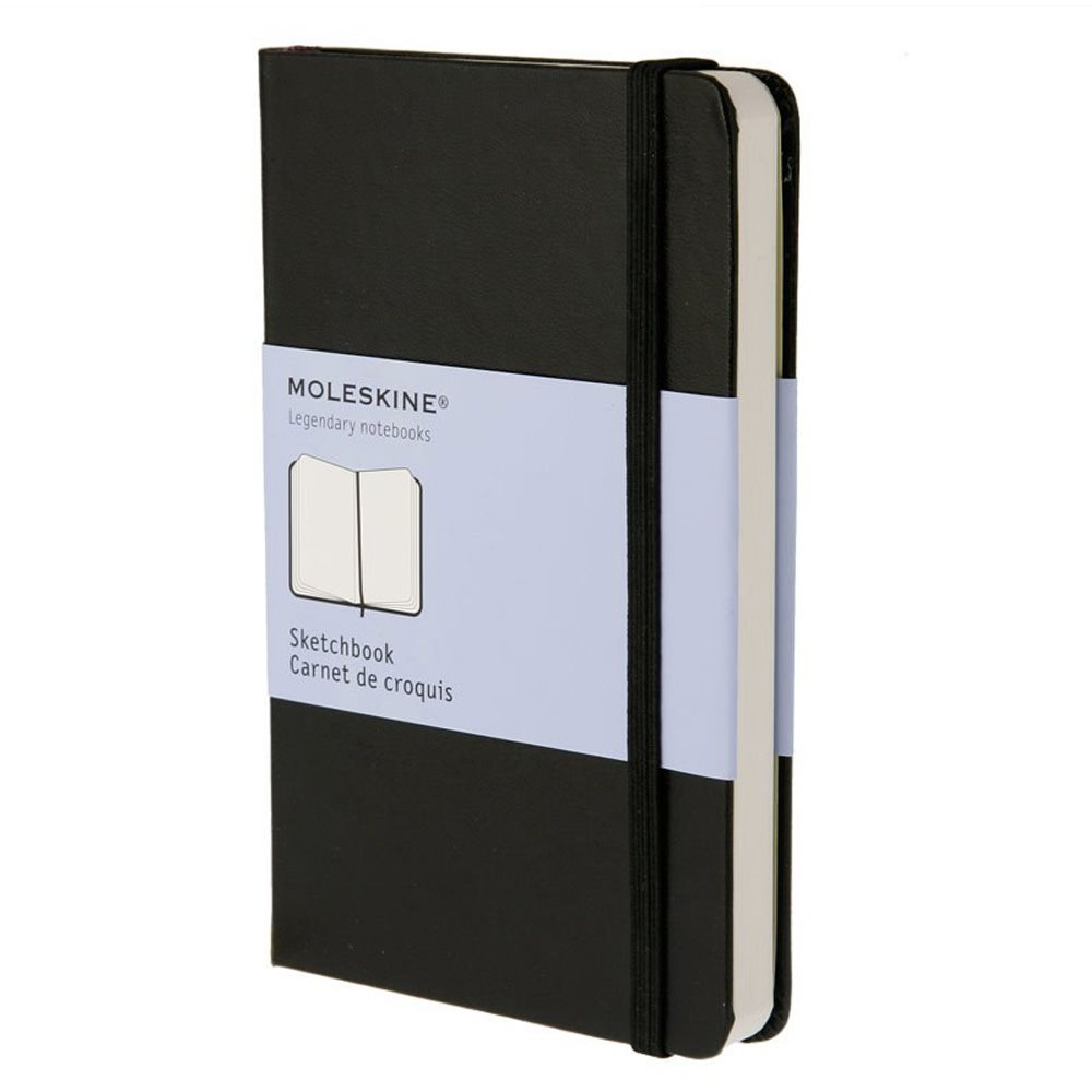Moleskine Sketchbook Pocket