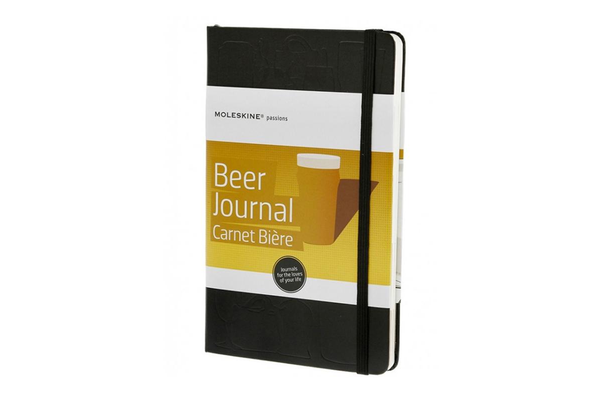 Moleskine Passion Journal Beer