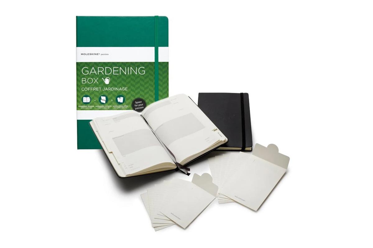 Moleskine Passion Journal Gardening Box
