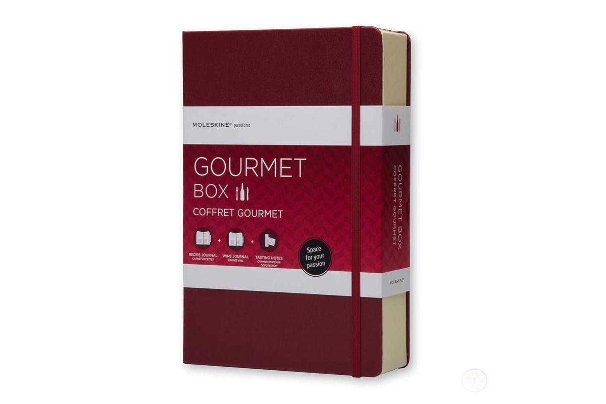 Moleskine Passion Journal Gourmet Box